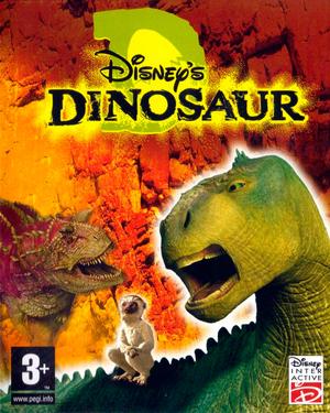 Cover for Disney's Dinosaur.