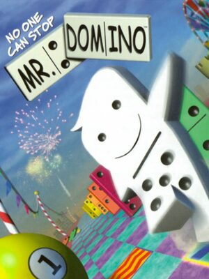 Cover for No One Can Stop Mr. Domino!.