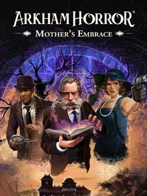 Cover for Arkham Horror: Mother's Embrace.