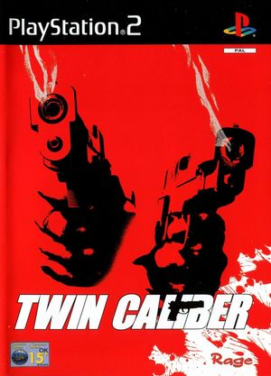 Cover for Twin Caliber.