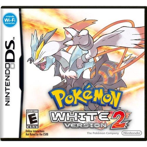Cover for Pokémon White 2.