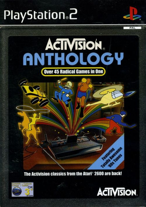 Cover for Activision Anthology.