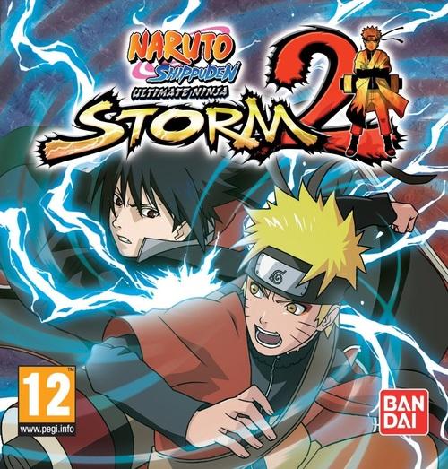 Cover for Naruto Shippuden: Ultimate Ninja Storm 2.