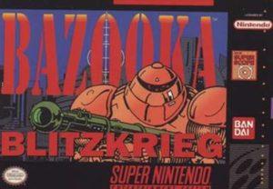 Cover for Bazooka Blitzkrieg.
