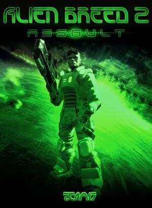 Cover for Alien Breed 2: Assault.