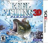 Cover for Reel Fishing Paradise 3D.