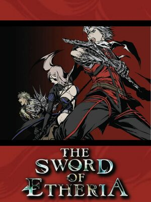 Cover for The Sword of Etheria.