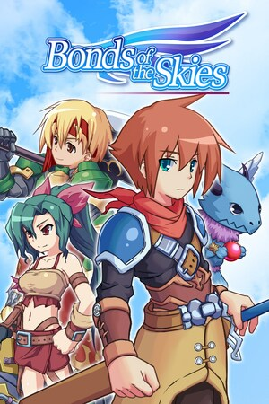 Cover for Bonds of the Skies.