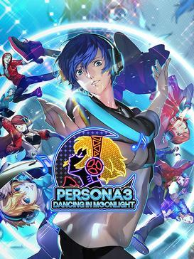 Cover for Persona 3: Dancing in Moonlight.
