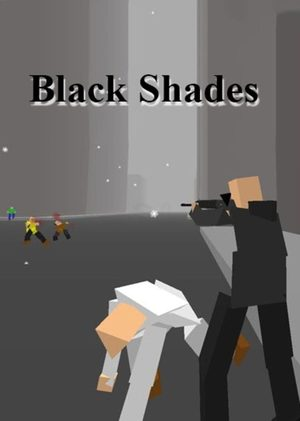 Cover for Black Shades.