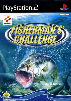 Cover for Fisherman's Challenge.