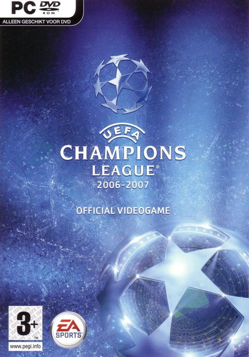 Cover for UEFA Champions League 2006–2007.