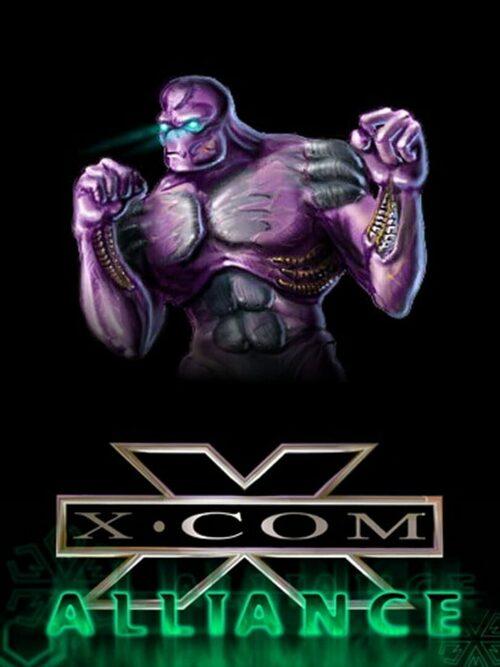 Cover for X-COM: Alliance.