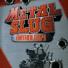 Cover for Metal Slug Anthology.