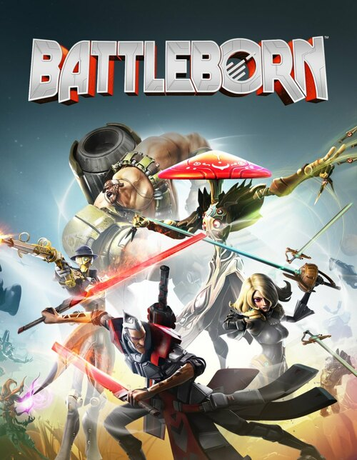 Cover for Battleborn.