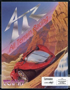 Cover for ATR: All Terrain Racing.