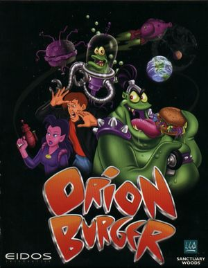 Cover for Orion Burger.
