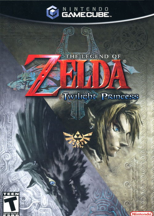 Cover for The Legend of Zelda: Twilight Princess.