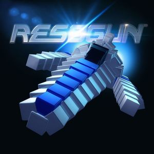 Cover for Resogun.