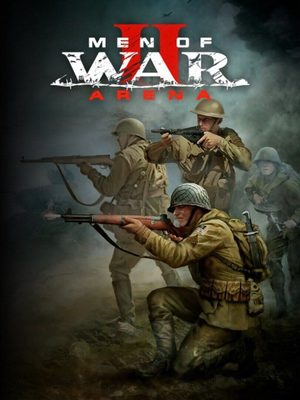 Cover for Men of War II: Arena.