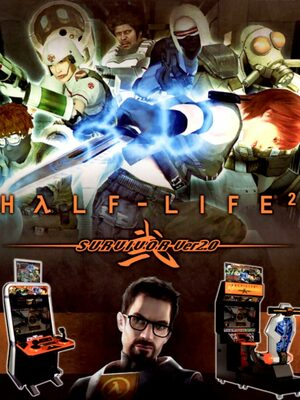 Cover for Half-Life 2: Survivor.
