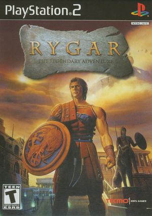 Cover for Rygar: The Legendary Adventure.