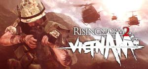 Cover for Rising Storm 2: Vietnam.