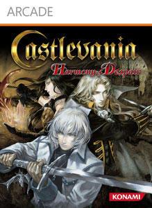 Cover for Castlevania: Harmony of Despair.