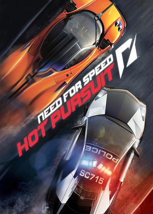 Cover for Need for Speed: Hot Pursuit.
