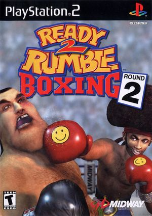 Cover for Ready 2 Rumble Boxing: Round 2.