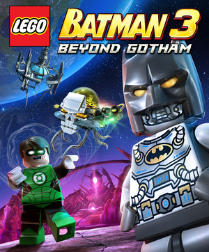 Cover for Lego Batman 3: Beyond Gotham.