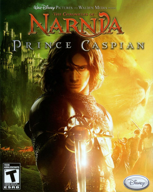 Cover for The Chronicles of Narnia: Prince Caspian.
