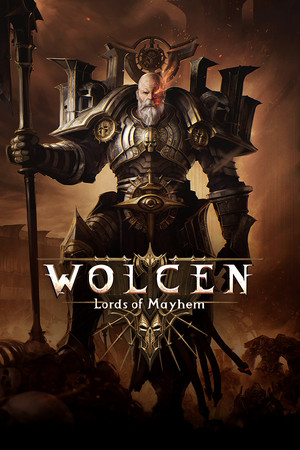 Cover for Wolcen: Lords of Mayhem.