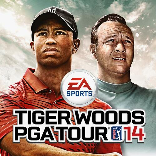 Cover for Tiger Woods PGA Tour 14.