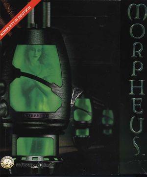 Cover for Morpheus.