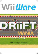 Cover for Driift Mania.