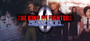 Cover for The King of Fighters 2000.
