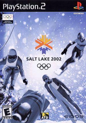 Cover for Salt Lake 2002.