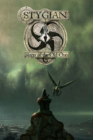 Cover for Stygian: Reign of the Old Ones.
