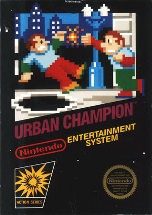Cover for Urban Champion.