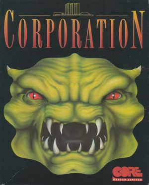 Cover for Corporation.