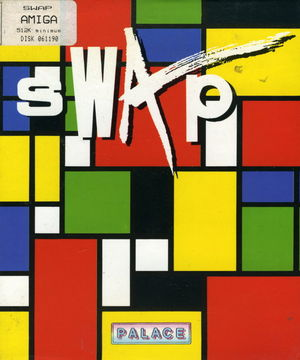 Cover for Swap.