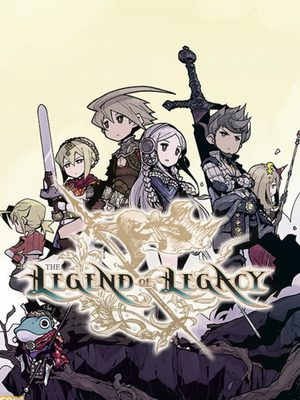 Cover for The Legend of Legacy.