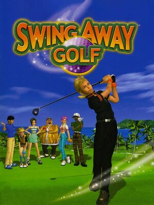 Cover for Swing Away Golf.