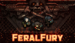 Cover for Feral Fury.
