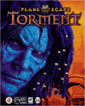 Cover for Planescape: Torment.
