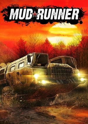 Cover for Spintires: MudRunner.