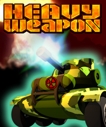 Cover for Heavy Weapon.