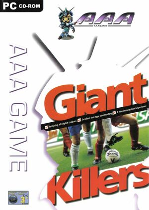 Cover for Giant Killers.
