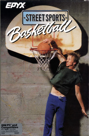 Cover for Street Sports Basketball.